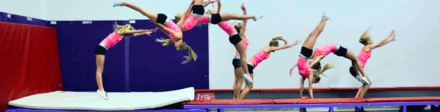 Recreational and Tumbling Gymnastics